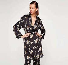 Zara Floral Plus Size Coats, Jackets & Waistcoats for Women