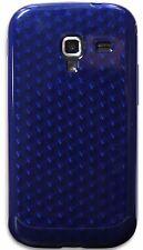 Nuevo Diseño Silicona Gel de diamante caso cubierta de piel para Samsung Galaxy Ace 2 i8160