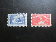 FRANCE 1935 SC# B42-43 MUSIC  SET MNH OG $129