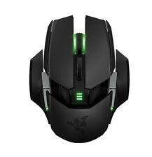 Razer ouro  bo  ros láser gaming mouse negro, 8200 PPP, 11 edit. keys, Wireless
