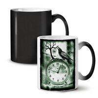 Vintage Old Crow NEW Colour Changing Tea Coffee Mug 11 oz | Wellcoda