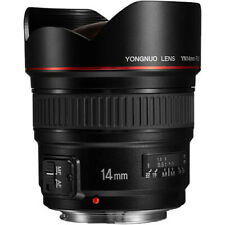 Yongnuo YN 14mm f/2.8 Lens (Canon & Nikon Mounts are available)
