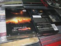 SEÑALES DEL FUTURO DVD NICOLAS CAGE EDICION COLECCIONISTA PRECINTADA