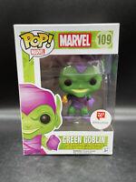 Funko Pop! Spiderman Green Goblin #109 Walgreens Exclusive MINT W/ Protector