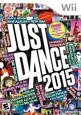Just Dance 2015 - Nintendo  Wii Game