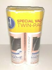 2 NEW Clairol Root Touch-Up Color Refreshing Spray Black 2022