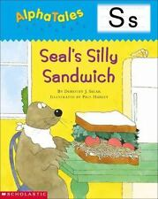 AlphaTales (Letter S:  Seal's Silly Sandwich): A Series of 26 Irresistible Anima