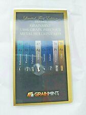 SALE 1/10  Grain Gold,Silver,Platinum,Paladium,Ruthenium,Rhodium,Osmium,Iridium