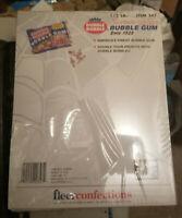 Vintage Fleer Double Bubble Gum promo letterhead paper ream pad advertisement