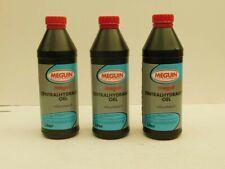 8,42€/l Meguin Megol Zentralhydraulikoel 3 x 1 L BMW 81229407758 Opel 1940766