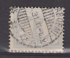 Nederlands Indie Netherlands Indies Indonesie 112 CANCEL SOEKABOEMI 1912 Cijfer