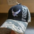 NWT-U.S. Air Force Camouflage w/Black & Wings-Adult ONE SIZE (USAF Licensed)