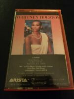WHITNEY HOUSTON - Self Titled - 1985 Pop Cassette Tape (RARE OOP)