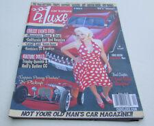 CAR KULTURE DELUXE MAGAZINE Rat Rods back issue - #33 April 2009
