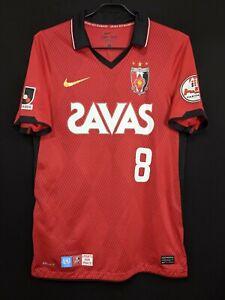 2011 Urawa Reds J.LEAGUE Jersey Soccer Shirt M Nike *AUTHENTIC*