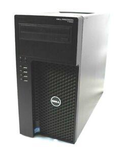 Dell Precision T1650 Minitower Intel i5-3550 3.3GHz 8GB DDR3 No Caddy HDD