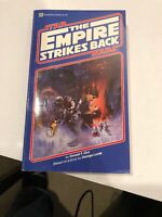 star wars empire strikes back Paperback 1980 By Donald F. Glut