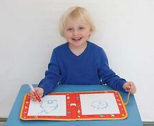 Kinder Aqua Magic BOOK wie Aqua Doodle Malen nur mit Wasser keine Flecken