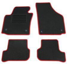 Tappeti Tappetini per auto in velutto adatto per Seat Leon 2 II 1P1 2005-2012