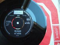 NEIL DIAMOND - NEW ORLEANS  - LONDON HLZ 10177 / 1967 IN CO.SLEEVE EX+