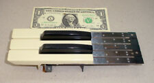 Hammond Romance Series Organ 5 Key Cluster With Copper Stop Tang