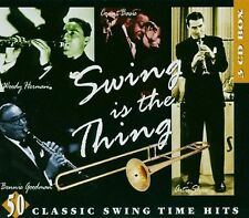 Various Swing Is The Thing Volume 1 2 and 3 (3 CD