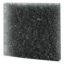 Hobby Esponja para filtro grueso 50 X 50 5 cm negro