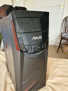 Asus ROG G11CD Gaming Desktop Nvidia GTX1070TI & i7 6700k, SSD