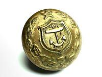 Republic of Texas navy naval uniform button