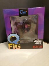 2017 Quantum Mechanix QMX Q-Fig Marvel Jessica Jones Figurine As Seen On Netflix