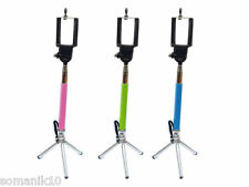 Monopod Selfie Stick Tripod Bluetooth Remote For iPhone iPod Samsung 6 6s 7 7s 8