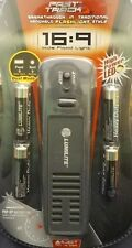 Lumilite High Power Led Spot and Wide Flood Light Flashlight with 4 AA Batteries