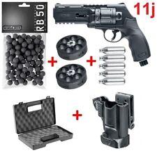 Pack complet HDR50 Umarex T4E 11J Home Defense + accessoires