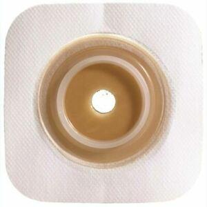 "Convatec Sur-fit Natura Stomahesive Flexible Skin Barrier 5"" X 5"" 2 1/4"" 57mm"