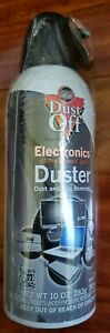 Falcon Dust-Off Electronics Compressed Gas Dust and Lint Remover Spray 10 oz