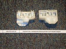 Passat (1996-) Window Regulator Repair Clips (2)  FRONT RIGHT (passenger) PAIR