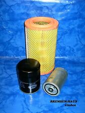 3 tlg. Filter Set Peugeot Boxer (230) 2,8 HDI  Bj 00-02