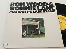 RON WOOD & RONNIE LANE Mahoney's Last Stand NM- soundtrack ATCO SD 36-126