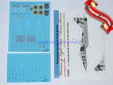 Foxbot 48-027 Decal Mikoyan MiG-29UB Ukranian Air Forces Digital Camouflage 1/48