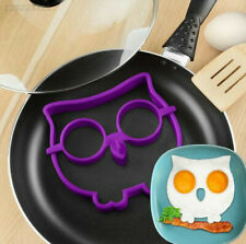 HOT! Silicone Owl Animal Cook Fried Egg Mold Pancake Egg Ring Funny Creative