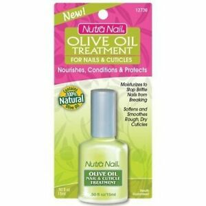 Nutra Nail Olive oil treatment for nails & Cuticles. Cheapest on ebay