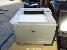 HP P2055dn A4 Mono Laser Printer USB LAN 33 PPM 1200DPI CE459A 53727 PRINTS
