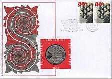 Niederlande - ECU-Brief Nr. 31, 100. Geburtstag Maurits C. Escher
