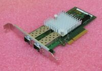 Fujitsu Dual Port 10Gb Ethernet Controller PCIe x8 D2755-A11 Full Height Bracket