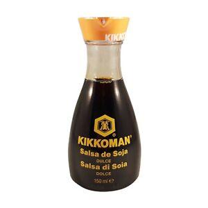 Salsa di soia dolce - 150 mlKikkoman