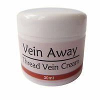 VEIN AWAY CREAM LOTION REMOVE THREAD VEINS SPIDER VEINS FACE AND BODY FAST