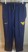 West Virginia University WVU Mountaineer Nike Dri Fit Athletic Pants Size S