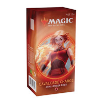 Cavalcade Charge Deck   Magic: The Gathering Challenger Deck 2020
