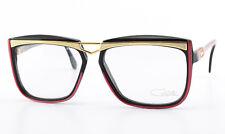 Cazal Glasses 171 Col. 200 56 13 130 Eye Frame like Germany 80s Gold Red Black