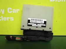 SAAB 9-3 98-02 MK1 DICE CONTROL UNIT 52 63 116